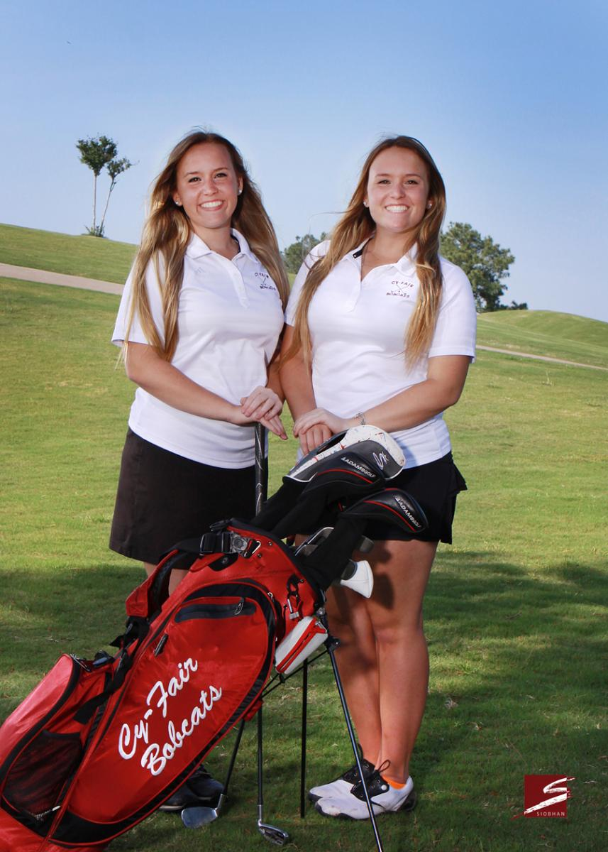 Sports Buddy Portrait - Cy-Fair Golf